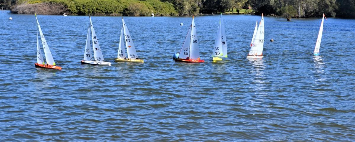 Racing Amp Coaching Wollongong Model Yacht Club